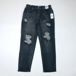 Kensie Jeans Size 2 / 26  Retro High Rise